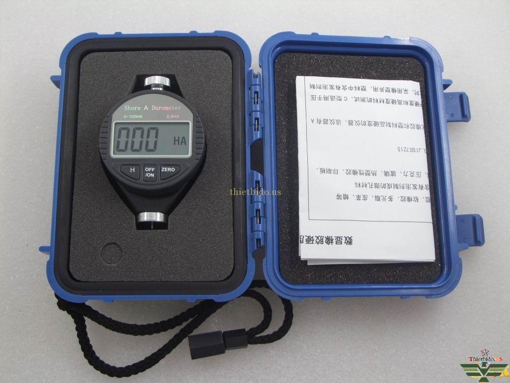 Máy đo độ cứng cao su Huatec HT-6600C