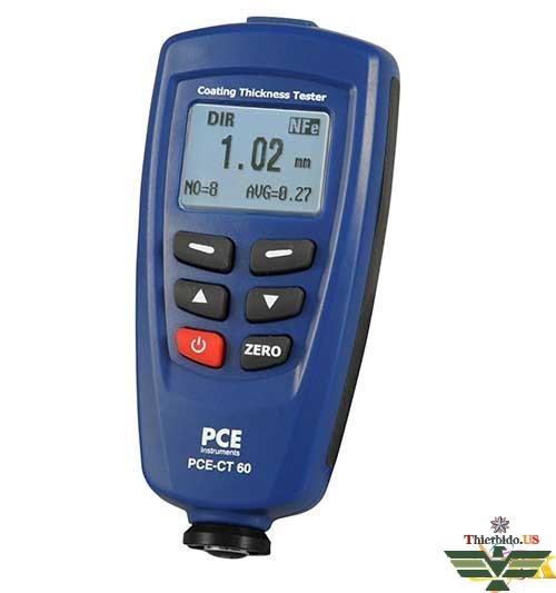 PCE-CT 60 - Máy đo độ dày lớp phủ PCE-CT 60