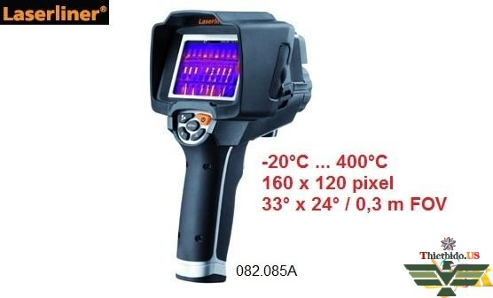 Camera nhiệt laserliner - ThermoCamera Vision - 082.085A
