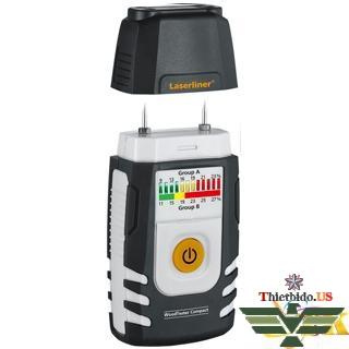 Máy kiểm tra độ ẩm gỗ Laserliner 082.004A