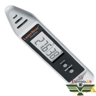 Máy đo nhiệt độ độ ẩm Laserliner 082.034A
