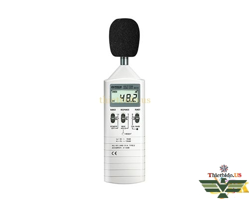 Máy đo tiếng ồn Extech 407736