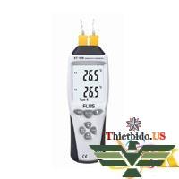 Máy đo nhiệt độ 2 kênh Flus ET959