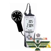 Máy đo tốc độ và lưu lượng gió Flus ET955