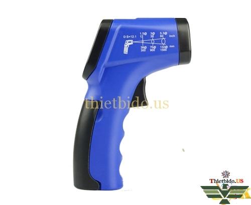 Máy đo nhiệt độ hồng ngoại FLUS IR 810/811/812