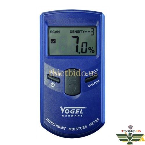 Máy đo độ ẩm gỗ không tiếp xúc Vogel 641007 (4 - 80%)