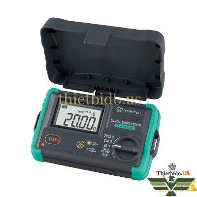 Máy đo điện trở đất Kyoritsu 4105DL - 4105DLH