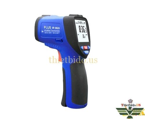 Máy đo nhiệt độ hồng ngoại Flus IR 862U
