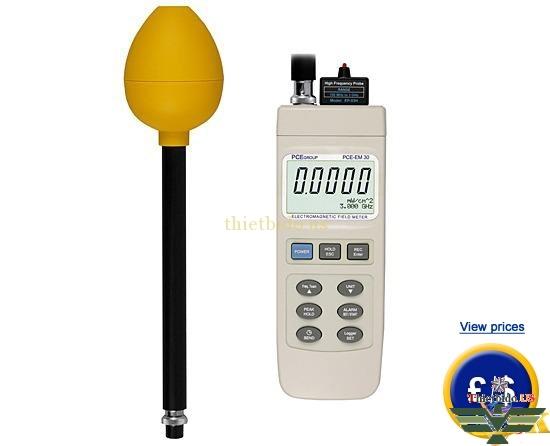 Máy đo điện từ trường PCE-EM 30