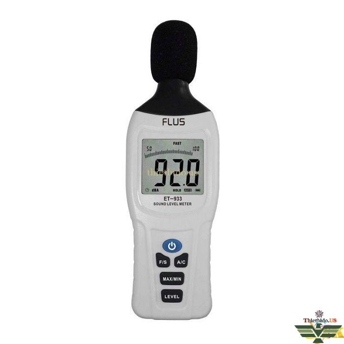 Máy đo âm thanh tiếng ồn Flus