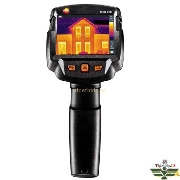 Camera nhiệt máy chụp ảnh nhiệt Testo 872