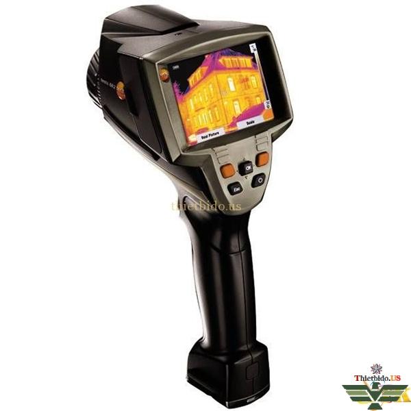Camera nhiệt máy ảnh hồng ngoại Testo 882