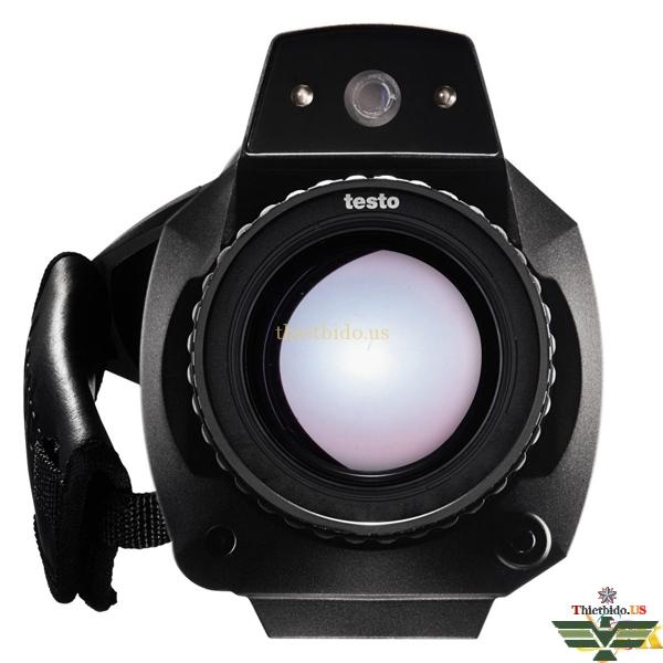 Bộ camera nhiệt Testo 885-2 đo nhiệt độ
