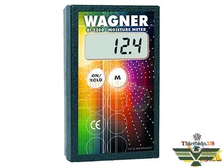 Máy đo độ ẩm tường gỗ Wagner BI2200