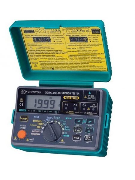 Thiết bị đo đa năng KYORITSU 6010B