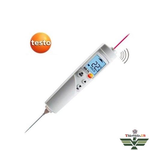 Máy đo nhiệt độ testo 826-T4