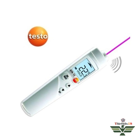 Máy đo nhiệt độ HACCP testo 826-T2